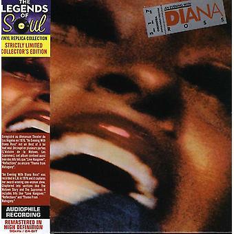Diana Ross - aften med Diana Ross [CD] USA import