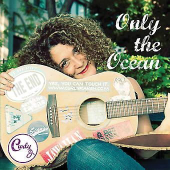 Curly - Only the Ocean [CD] USA import