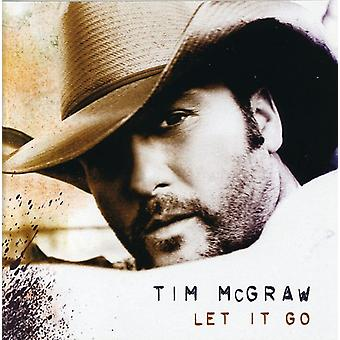 Tim McGraw - Let It Go [CD] USA import