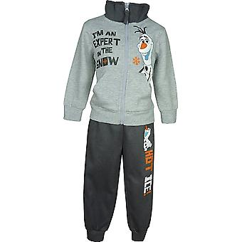 Boys Disney Frozen Olaf Tracksuit Jogging Set PH1362