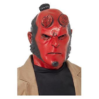 Hellboymaske Hellboy ORIGINAL Maske Halbmaske