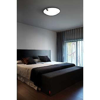 Leds C4 Plafón Clip 3xE27 Máximo 40W Cromo (Home , Lighting , Hanging lamps)