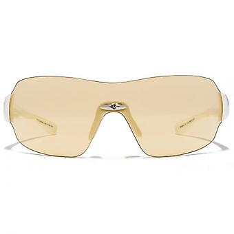 Ryders Eyewear Via Sunglasses In Metallic White Photochromic
