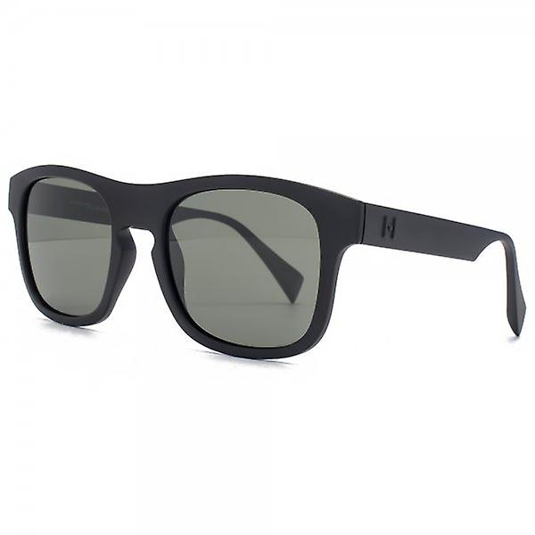 EYEYE By Italia Independent Keyhole Wayfarer Sunglasses In Black