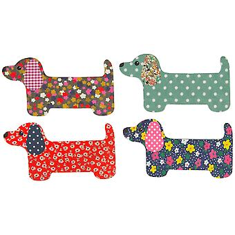 Sass & Belle Dachshund Nail File, Assorted