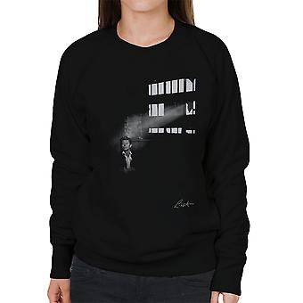 David Bowie In Edinburgh 1990 Women's Sweatshirt