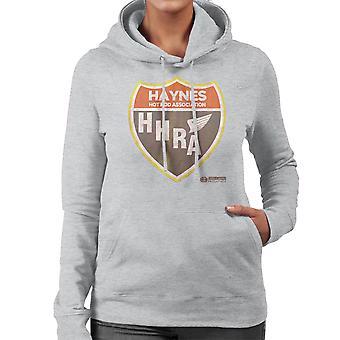 Haynes Hot Rod Association kvinnor 's Hooded Sweatshirt