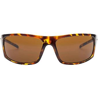 Occhiali da sole California elettrico Tech One - Tortoise Shell/Polarized bronzo