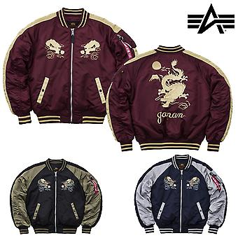Alpha industries giacca Dragon Giappone