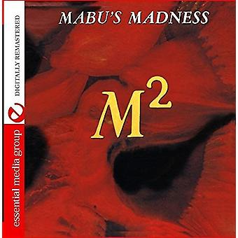 Mabu's Madness - M-Square [CD] USA import