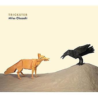 Miles Okazaki - Trickster [CD] USA import
