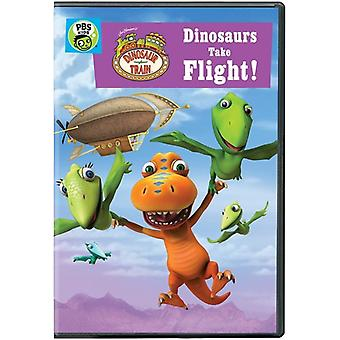 Dinosaur Train : Importer des dinosaures USA vol prendre [DVD]