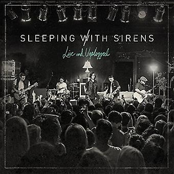 Sleeping with Sirens - Live & Unplugged [CD] USA import