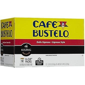 Cafe Bustelo Espresso Style Keurig K Kaffeetasse