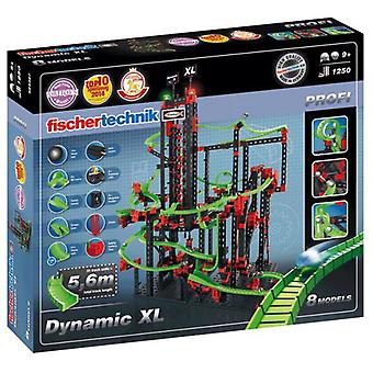 Fischertechnik Profi Dynamic XL - Marble run (Toys , Robotics And Technics , Pro)