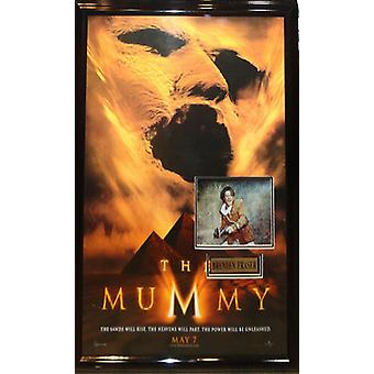 The Mummy - Signed Movie Poster