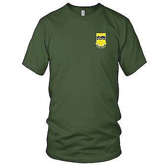 US Army - 116th Cavalry Regiment brodert Patch - Mens T-skjorte
