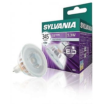 LED Sylvania bombilla GU 5.3 MR16 5.3 345 W lm 4000 K