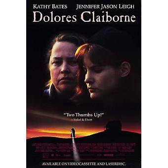 Dolores Claiborne Movie Poster (11 x 17)
