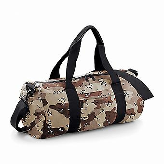 Bagbase Camouflage Barrel / Duffle Bag (20 Litres)