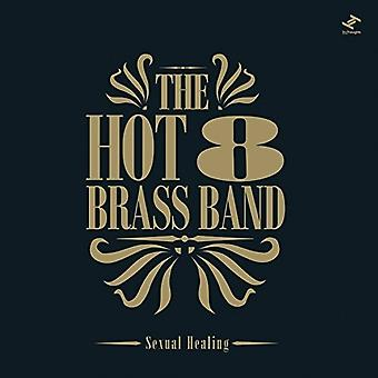 Hot 8 Brass Band - seksuel Healing [Vinyl] USA importerer