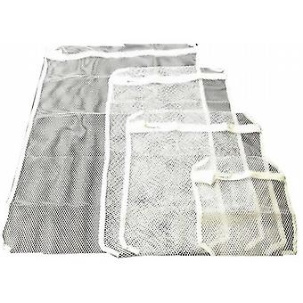 Caraselle 3x Family Packs of 4 Net Washing Bags