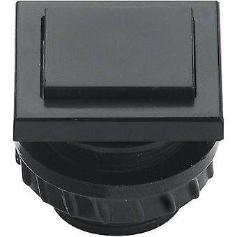 Bell button 1x Grothe 61045 Black 2