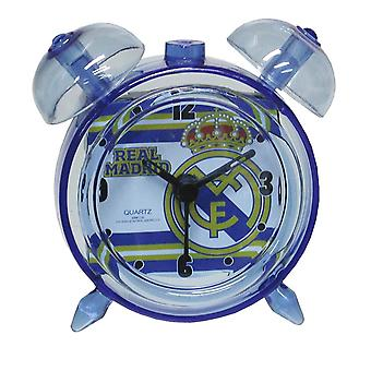 Real Madrid Twin Bells Alarm Clock