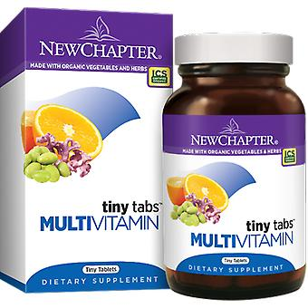 New Chapter Tiny Tabs Multi Tablets 192 Ct