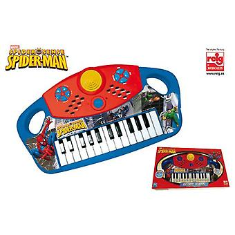 Reig 25 keys electronic organ, Spiderman
