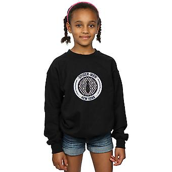 Marvel Mädchen Spider-Man New York 62 Sweatshirt