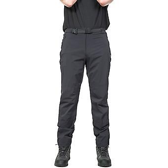 Trespass Mens Stormed Zip Pocket Quick Dry Outdoor Walking Trousers