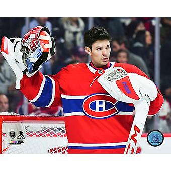 Carey Price 2017-18 Action Photo Print
