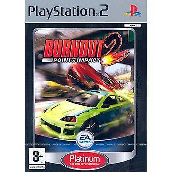Burnout 2 Platinum (PS2)