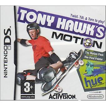 Tony hökar Motion (Nintendo DS)
