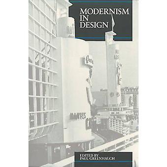 Modernisme en Pb de conception par Paul Greenhalgh