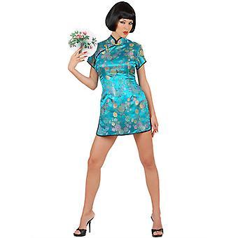 Miss Wong Costume