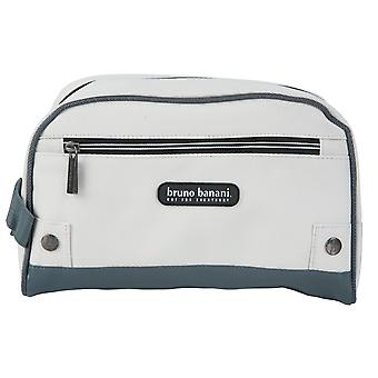 Bruno banani washbag toiletry bag cosmetic bag black/grey 1701