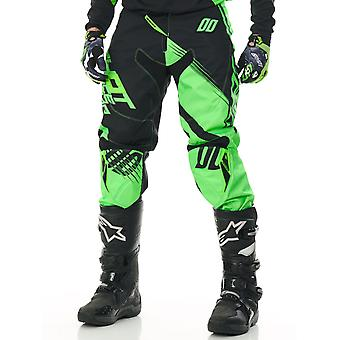 Shot Neon Green 2017 Contact Claw MX Pant
