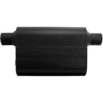 Flowmaster 942449 Super 44 Muffler - 2.25 Offset IN / 2.25 Same Side OUT - Aggressive Sound
