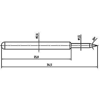 PTR 1040-B-1.5N-NI-1,5 Precision test tips
