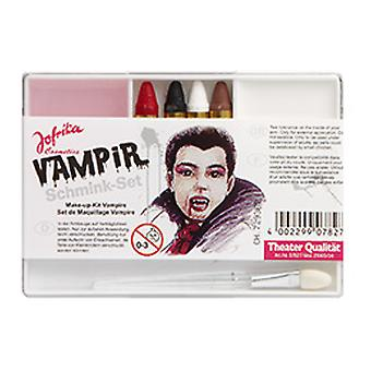 Carnival make up set - vampire