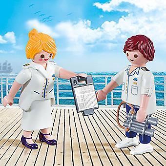 Playmobil Duo Pack Cruise schip officieren
