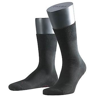 Falke Run Ergo Midcalf Socks  - Black