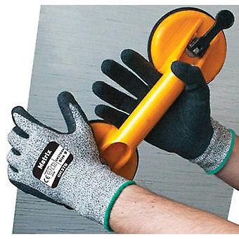 Polyco GH37808 Matrix Nitrile Palm Coated Cut Resistant Gloves Size 8