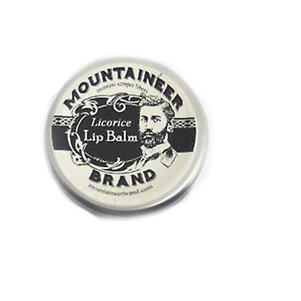 Mountaineer Brand Lip Balm Licorice 15g