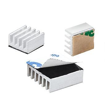 Raspberry Pi Aluminium Air Cooling Heatsink Set - By TRIXES