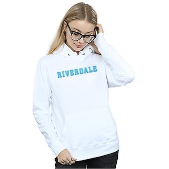 Riverdale Women's Neon Logo Hoodie