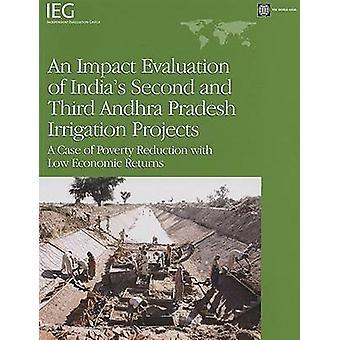Een evaluatie van de Impact van India de tweede en derde Andhra Pradesh Irrig