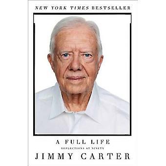 Uma vida plena - reflexões em noventa por Jimmy Carter - Bo 9781501115646